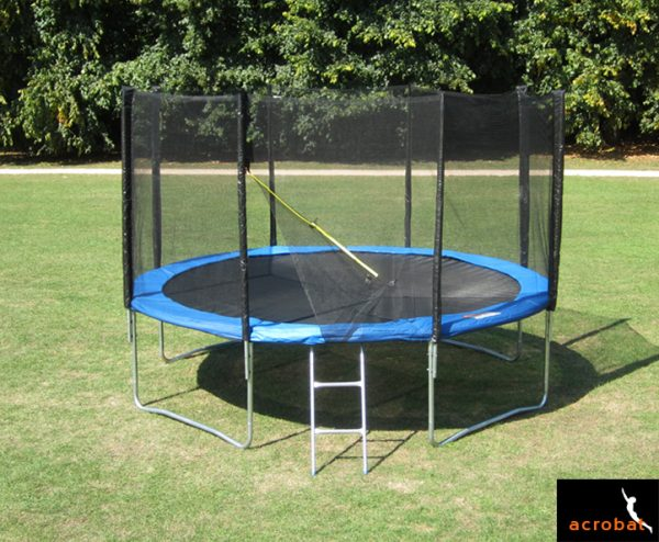 Acrobat Plus 12ft trampoline package
