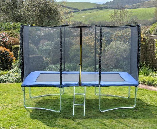 Kanga Blue 8x12ft trampoline package