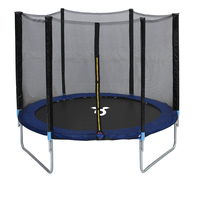 Charles Bentley Monster Children's 10ft Trampoline_SLTR10FT