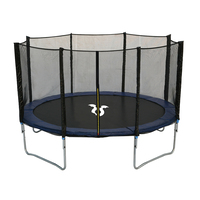 Charles Bentley Monster Children's 12ft Trampoline