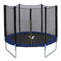 Charles Bentley Monster Children's 8ft Trampoline